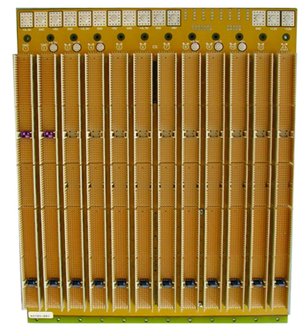Comtel Backplane CompactPCI 12 Slot 2.16
