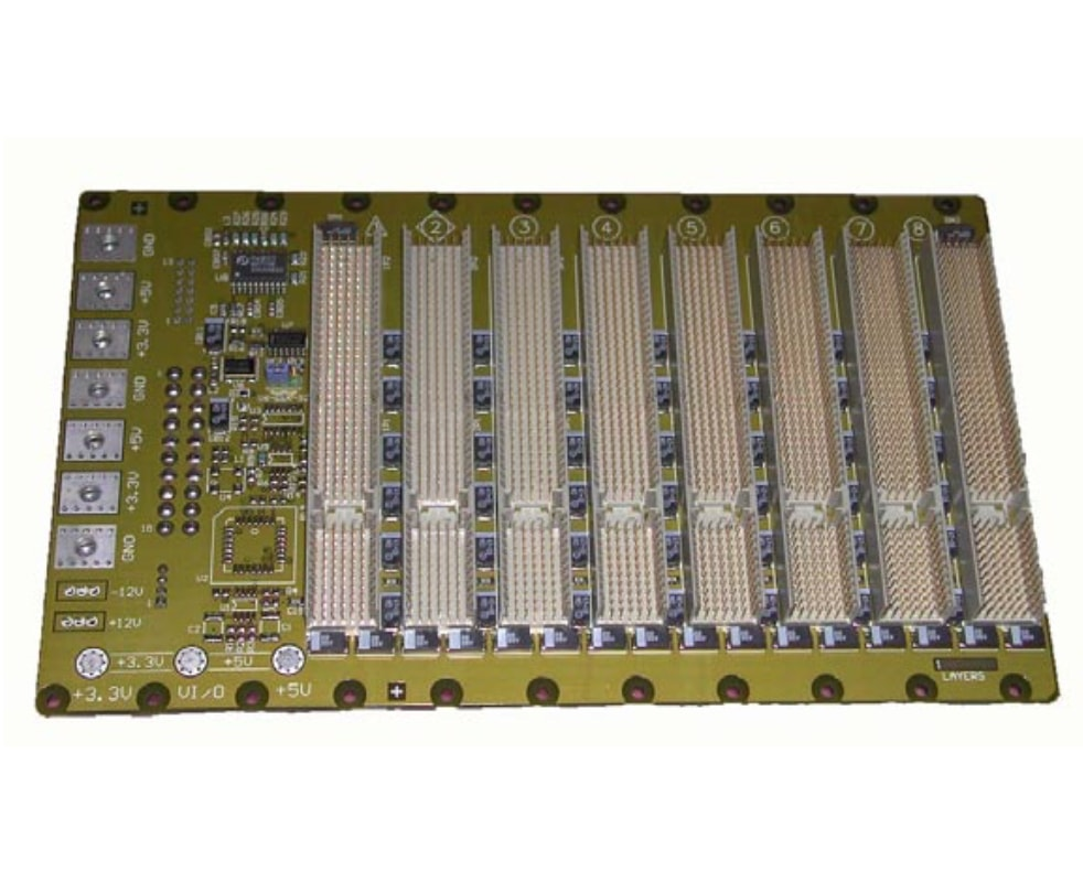 Comtel Backplane PXI 8Slot 3U