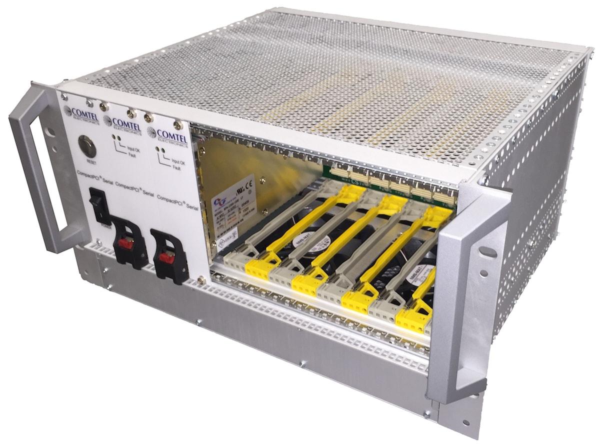 Comtel CompactPCI Serial 9 Slot 4U