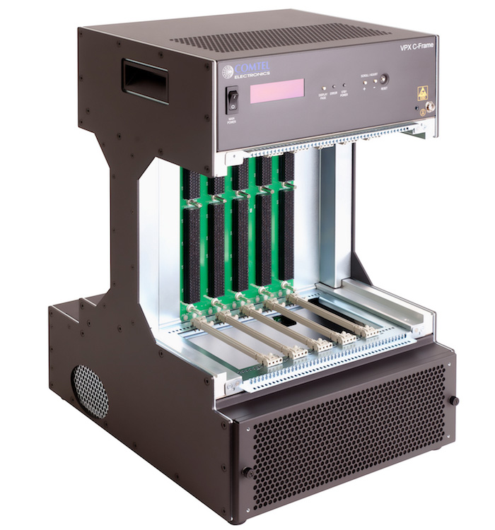 Comtel VPX C-FRAME 5 Slot 11U