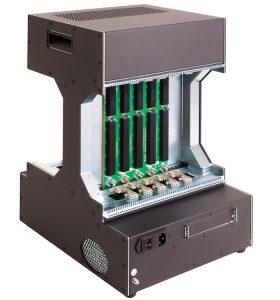 Comtel VPX C-FRAME 5 Slot 11U Back