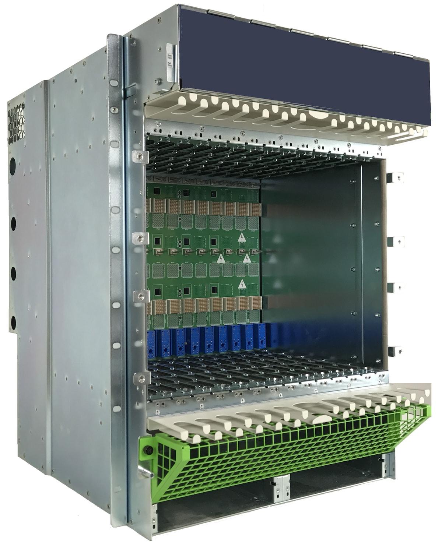 Comtel Custom System ATCA Orthogonal Front
