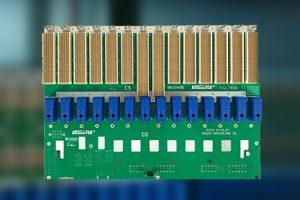 Comtel Electronics Split Backplane Case Study