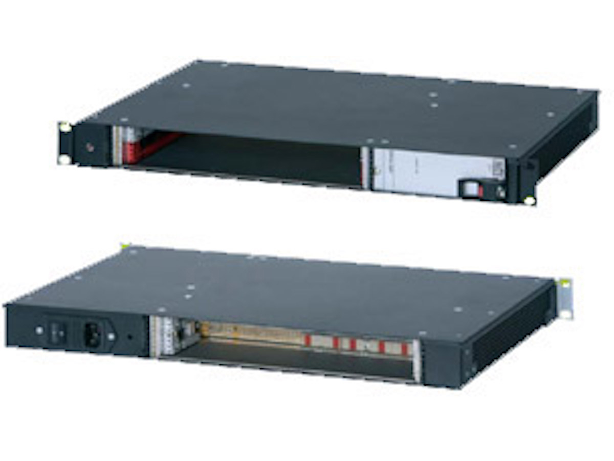 Comtel Electronics CompactPCI 2Slot 1U System