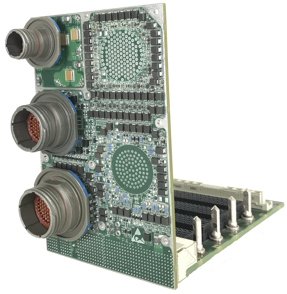 Comtel Backplane Custom VPX 3U IO