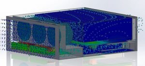 Comtel Thermal Analysis PCIe