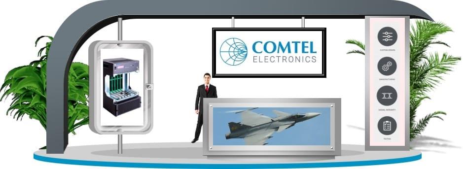 Comtel Virtual Stand DPRTE 2020